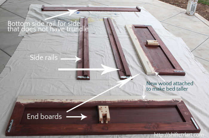 B\'s bed with trundle revisited - questions answered