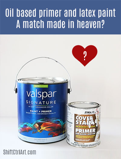 #Oil based #primer and #latex paint - a #match made in heaven #review