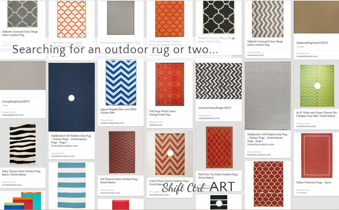 Searching For A Rug Or Two Or For Outside Find Out
