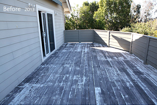 Deck make over reveal 14