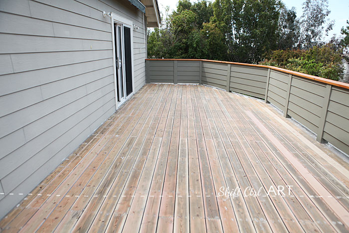 Deck make over reveal 1