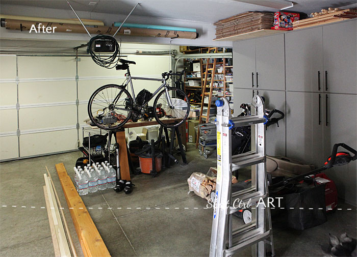 We cleaned the garage tips on how to 1