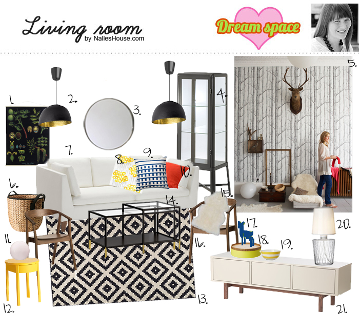 Ikea Dream Home All The Mood Boards In One Spot
