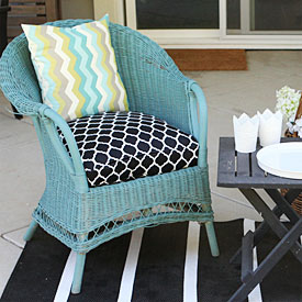 Swell How To Sew A Half Round Seat Cushion Cover For My Outdoor Beutiful Home Inspiration Ommitmahrainfo