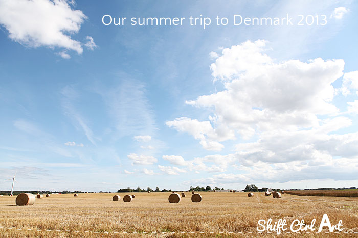 Our trip to Denmark Summer 2013 1