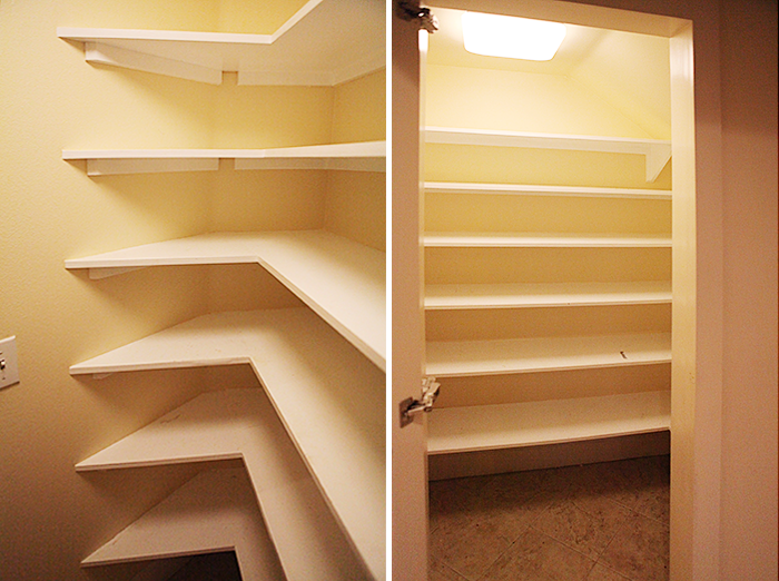#Pantry #before and demo