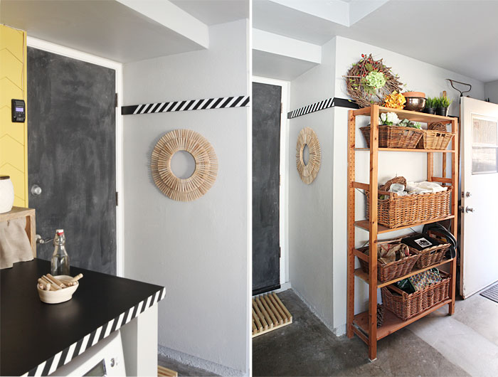 7 DIY ideas for a laundry nook in the garage - and 3 things I would not repeat
