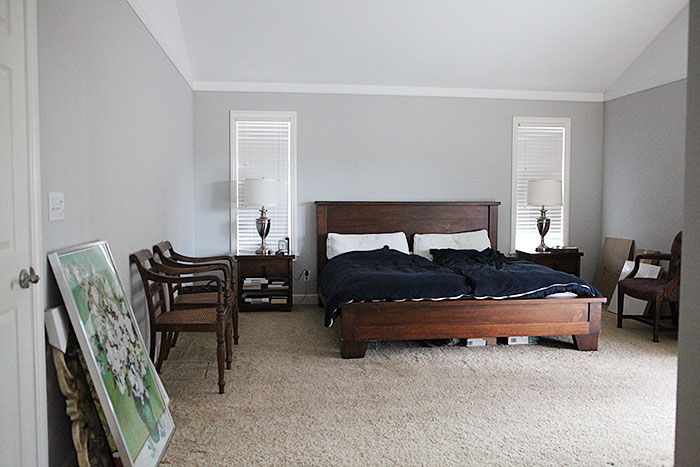 Master bedroom make-over planning
