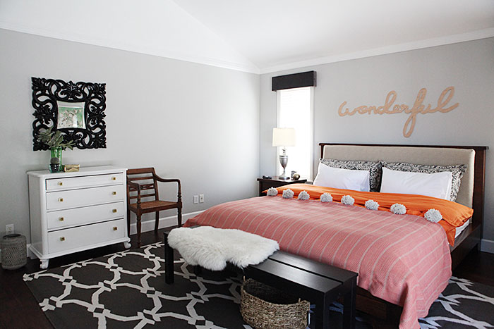 12 DIY Ideas For A Master Bedroom   The Reveal
