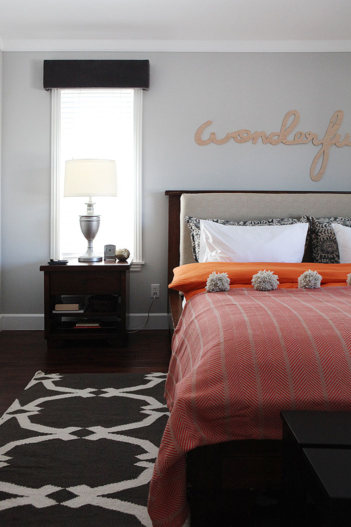 12 DIY ideas for a master bedroom - the reveal