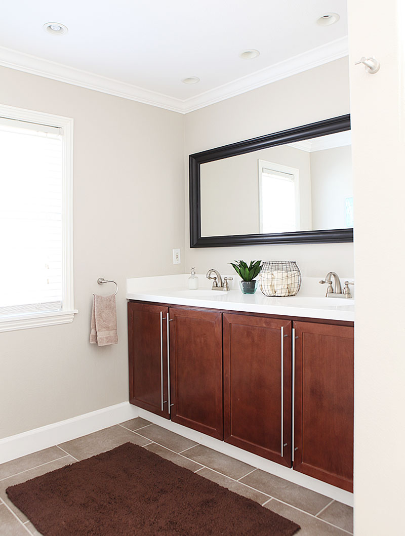Medium bathroom make over