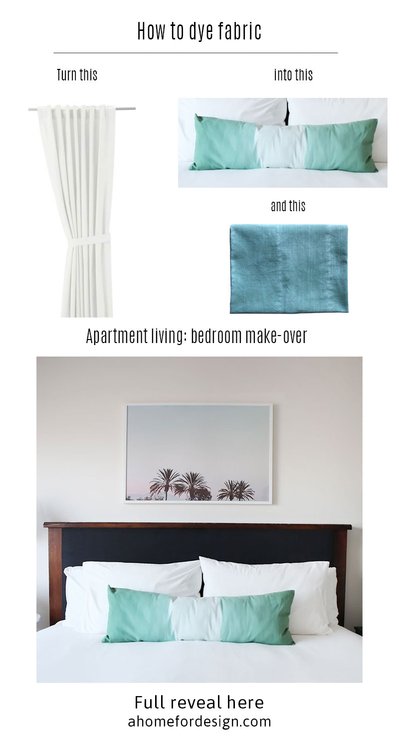 Apartment living - 10 easy ideas for a new bedroom