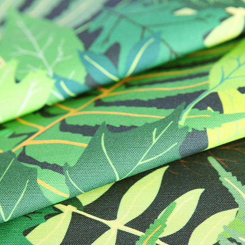 How to make your own upholstery fabric from drawing to colors to print