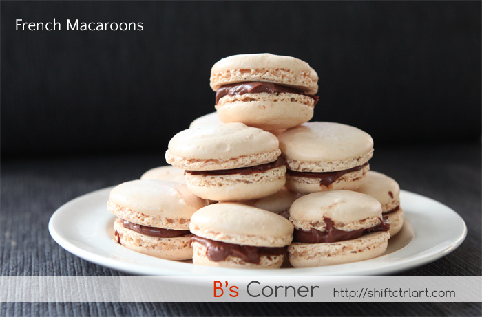 French macaroons from scratch 11