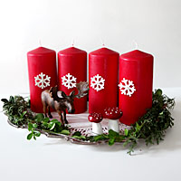 Advent decoration 2012