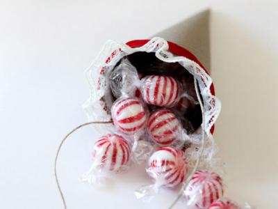 Christmas ornament - cones