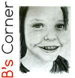 Introducing: B's Corner - featuring my son