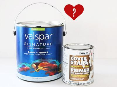 Oil based primer and latex paint - a match made in heaven?