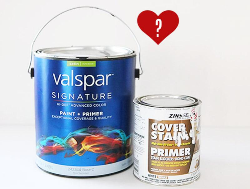 Paint And Primer >> Oil Based Primer And Latex Paint A Match Made In Heaven