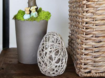 How to: make a twine Easter egg