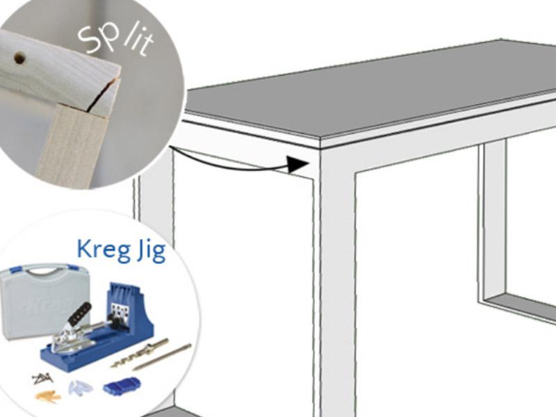 Kreg Jig: At your split's end? trouble shooting ideas to avoid wood splitting