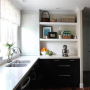 IKEA Kitchen reveal: before and after pictures of our kitchen remodel  - how it all came together - Part V
