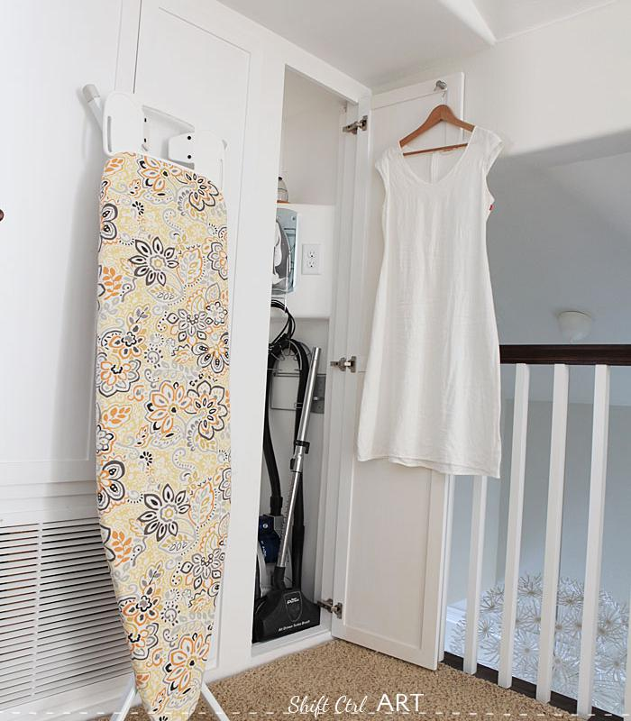 How to re-cover your ironing board in a few easy steps