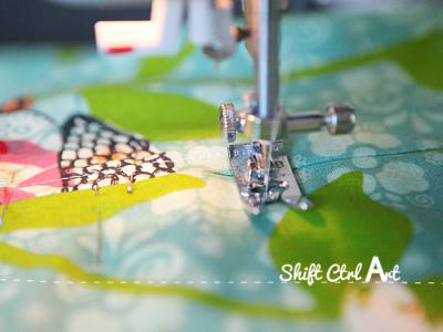 Is sewing a pillow cover with a zipper easier than you think?