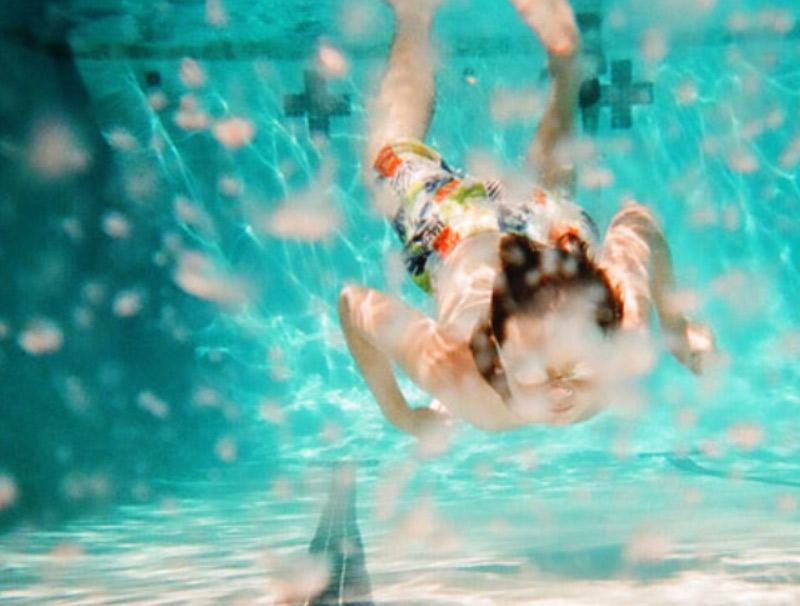 Underwater camera fun - last day of summer - only $16