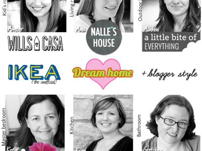 IKEA dream home - all the mood boards in one spot
