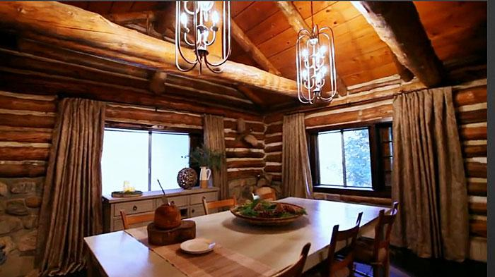 American Dreambuilders NBC - cabins in the woods