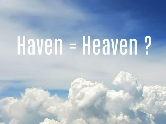 Haven blog conference in Atlanta 2014 - Haven = Heaven?
