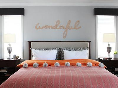 Fall in love: Master bedroom reveal - 12 DIY ideas