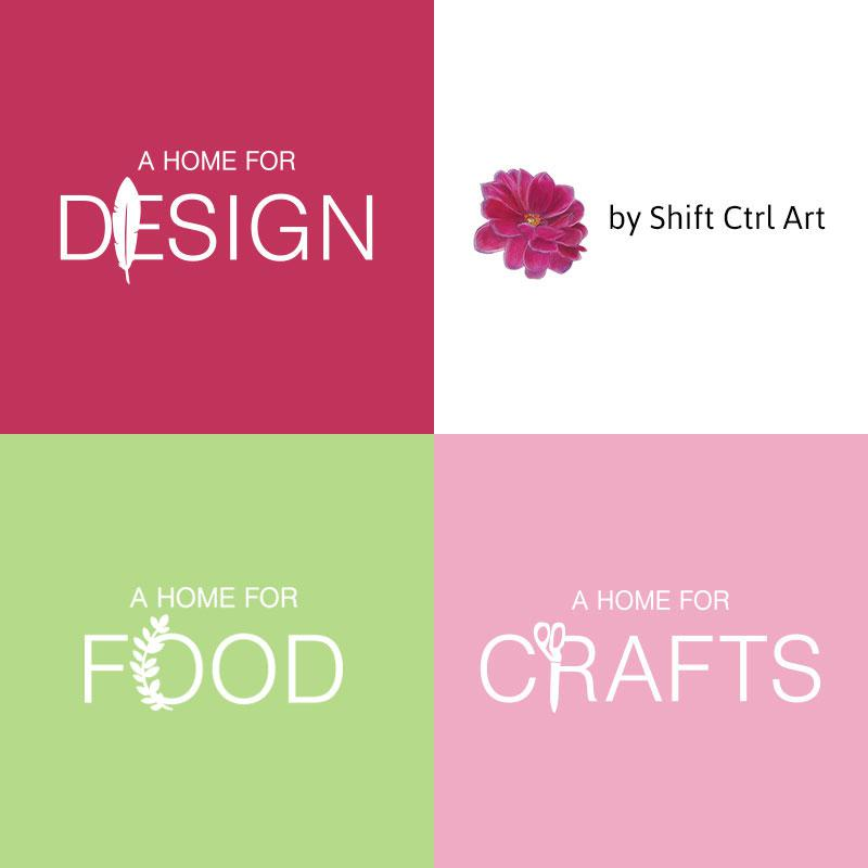Announcement: A big change at Shift Ctrl Art - a name change and two new websites.